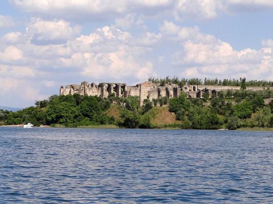 Ruine - die Grotten des Catull