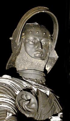 Nachbildung des Rathausmannes beim Wiener Eistraum