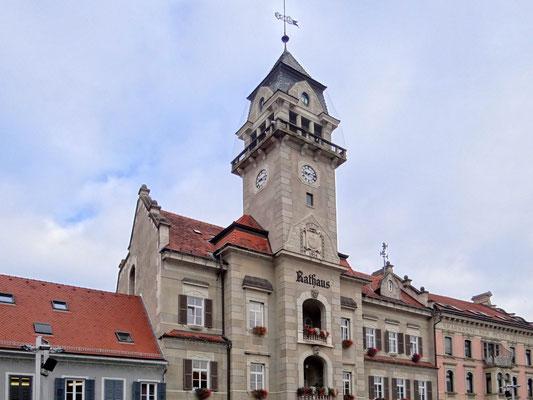 Rathaus in Leibnitz