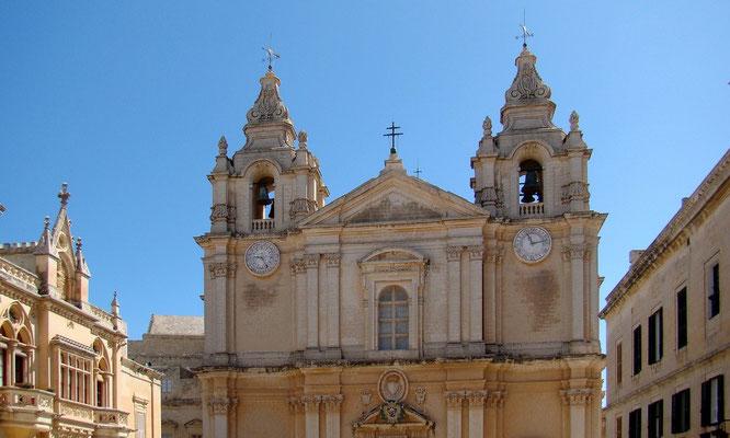 Kathedrale St. Paul und Paul