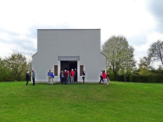 die moderne Kapelle