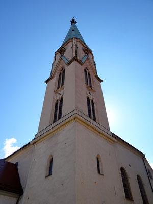 St. Daniel's Kirche