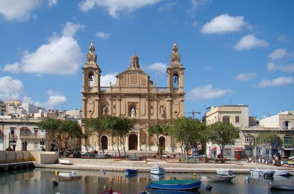 Kirche St. Joseph in Msida