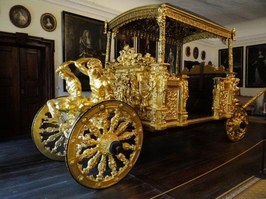 die goldene Kutsche