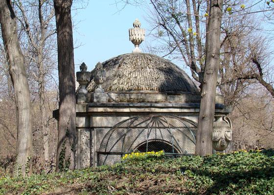 Schöner Brunnen - Brunnenhaus