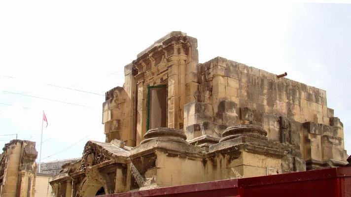 Ruine der königlichen Oper