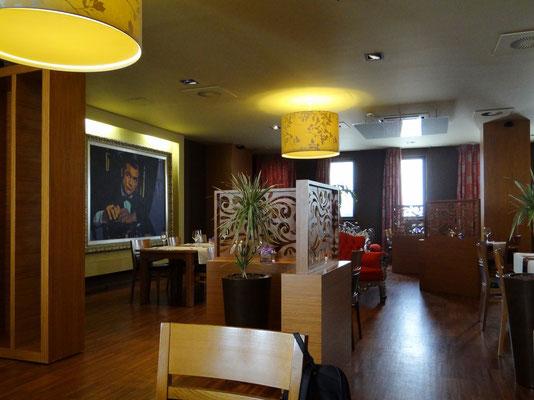 Restaurant im Hotel Europa