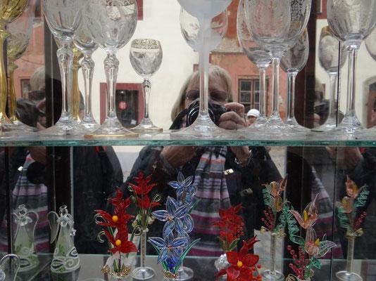 böhmische Glaskunst