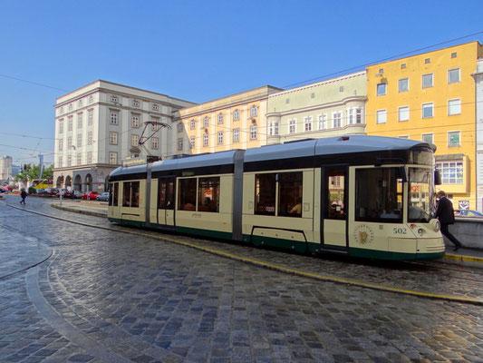 die Pöstlingbergbahn