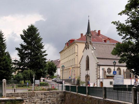 Liebfrauenkirche und Kloster
