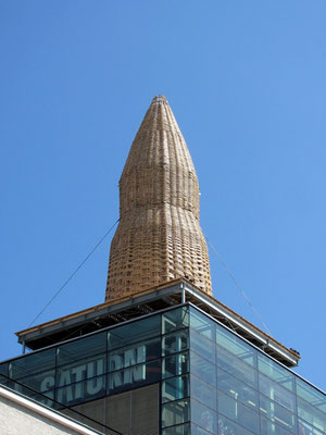 der Bambus-Turm