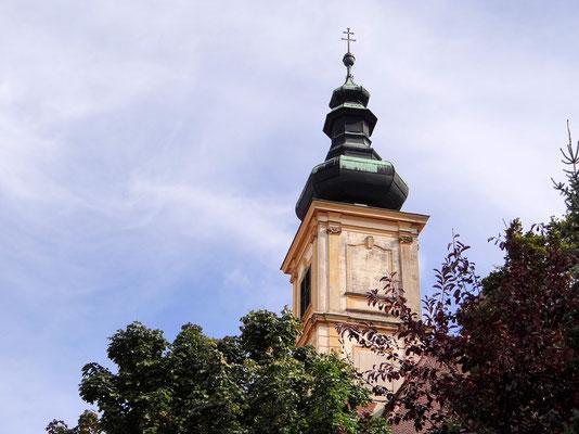die Prandtauer-Kirche - Bauführung durch Jakob Prandtauer