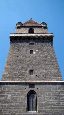 Wehrturm erbaut 1450-1521