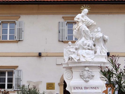 der Emma-Brunnen