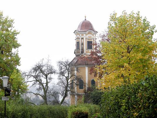 beim Weingarten vom Schloss Stainz