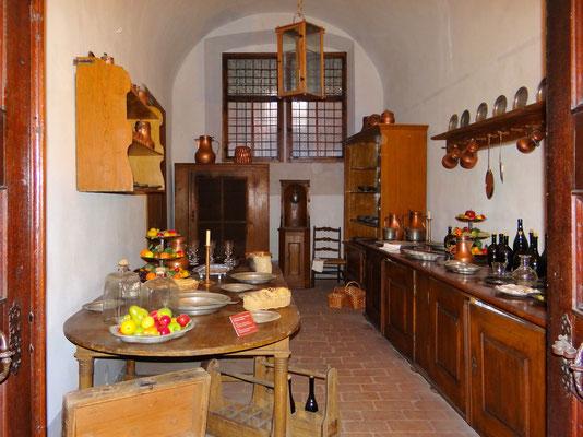 die Schlossküche