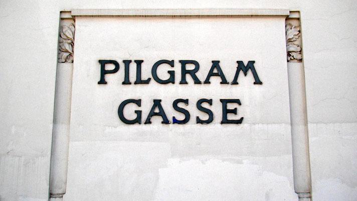 U-Bahnstation Pilgramgasse