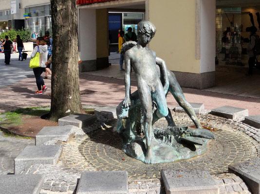 der Krebsenbrunnen