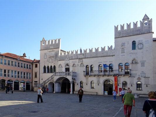 Prätorenpalast - einer der bekanntesten Paläste in Slowenien