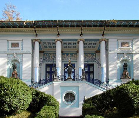 Otto Wagner-Villa -- Ernst Fuchs-Museum