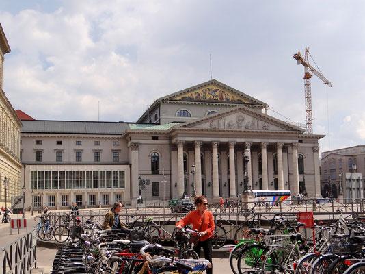 das bayerische Nationaltheater