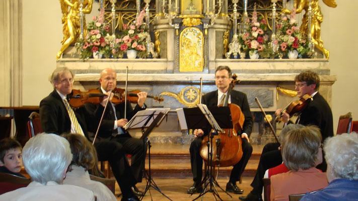 Das Schulhof-Quartett