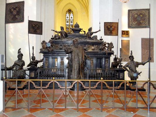 Grabmal Lugwig des Bayern in der Frauenkirche