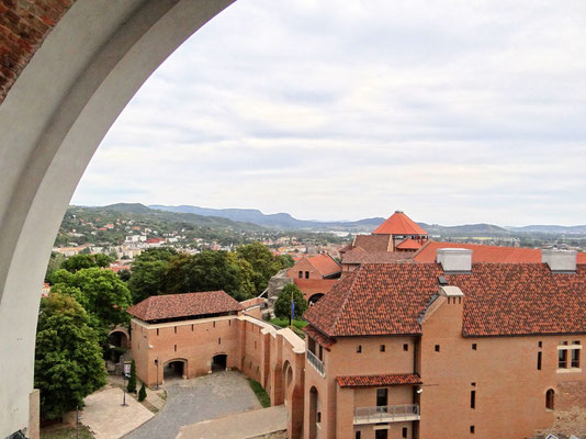 Burg Esztergom