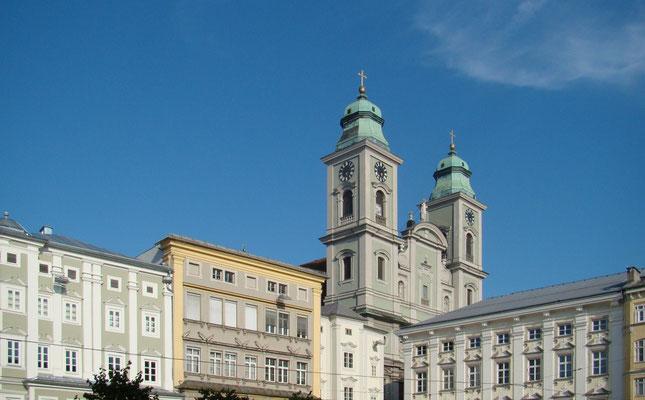 der alte Dom am Hauptplatz