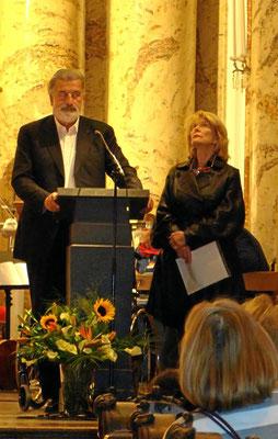 Christiane Hörbiger & Gerhard Tötschinger
