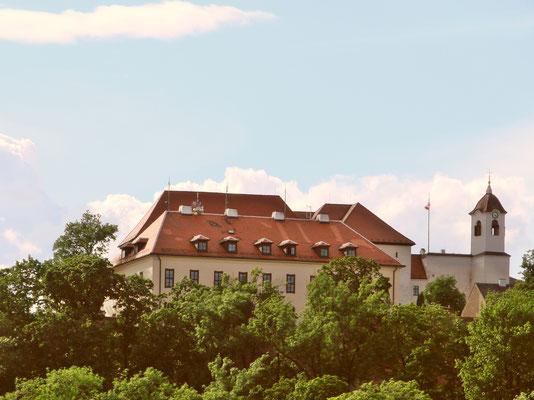 auf zur Burg Spielberg
