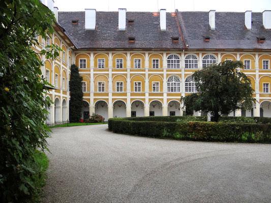 Detailansicht Schloss Stainz