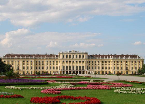 Schloss Nord-Ansicht