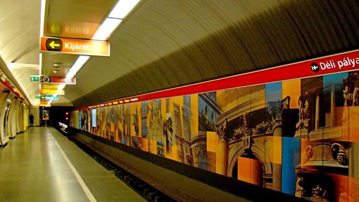 Abenteuer Metrofahren