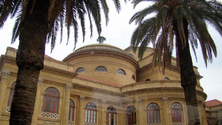 """Oper von Palermo """"Teatro Massimo"""""""