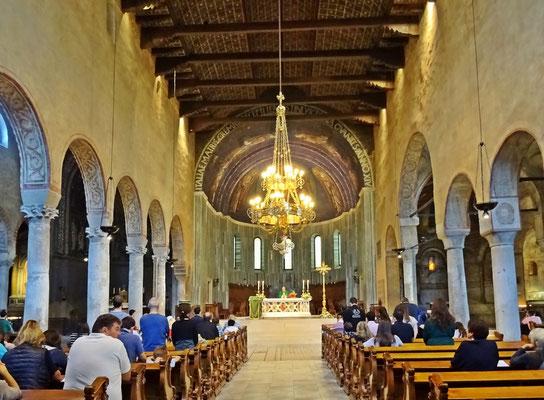 in der Kirche San Giusto