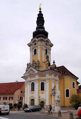 Pfarrkirche in Ehrenhausen