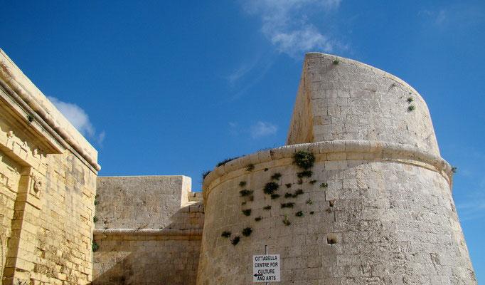 zur Zitadelle in Vittoria
