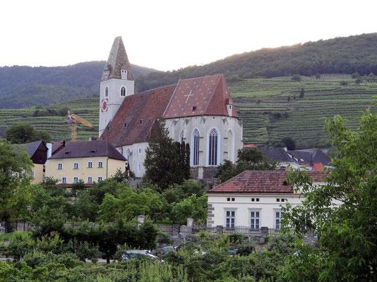 Pfarrkirche Spitz a.d. Donau
