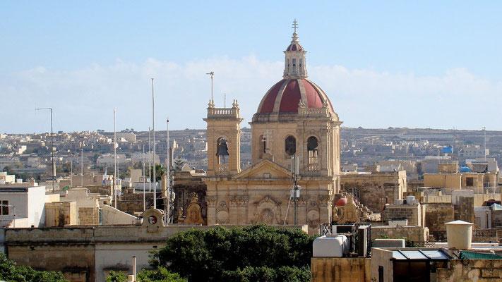Pfarrkirche St. George in Vittoria