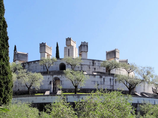 das Mausoleum