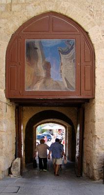 das Griechische Tor