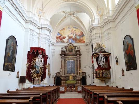 in der Prandtauer-Kirche