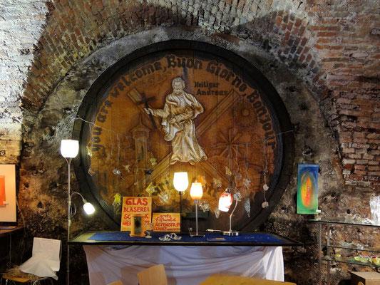 Sausaler Wein-Kulturkeller am Demmerkogel im Schloß Harrachegg