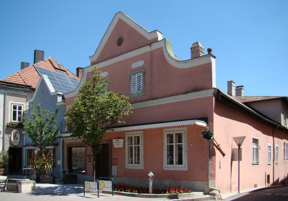 Lebzelterhaus 16. Jh.