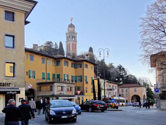 L'Angelo di Santa Maria di Castello