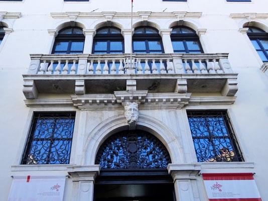 Pokrajinski Museum - das Museum entstand 1911 als Städtisches Museum für Geschichte und Kunst
