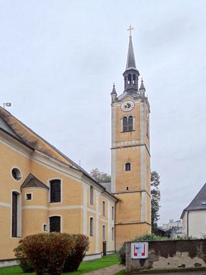 """Pfarrkirche """"Allerheiligen"""" in Deutschlandsberg"""