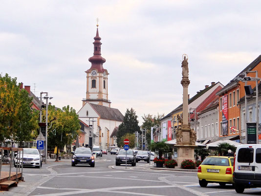 Pfarrkirche Sankt Jakobus in Leibnitz