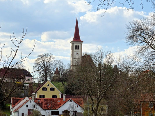 Wallfahrts- und Pfarrkirche Burgau